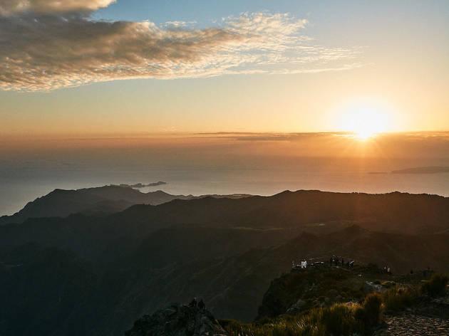 Sete razões para visitar a Madeira agora