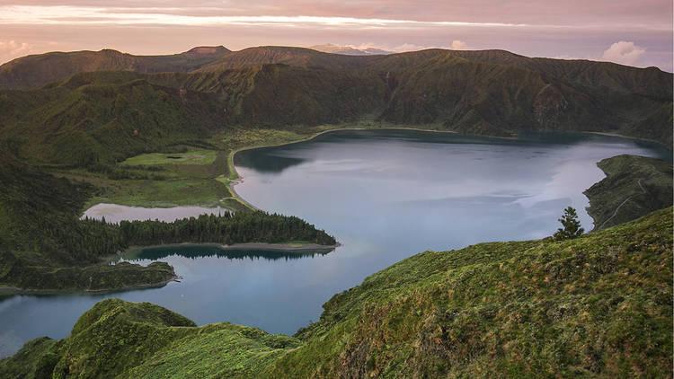 Viagens, Lagoas, Açores