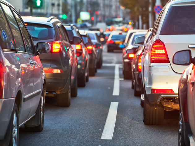 Boise in Idaho officially ranks as the worst city for rush hour traffic in the United States