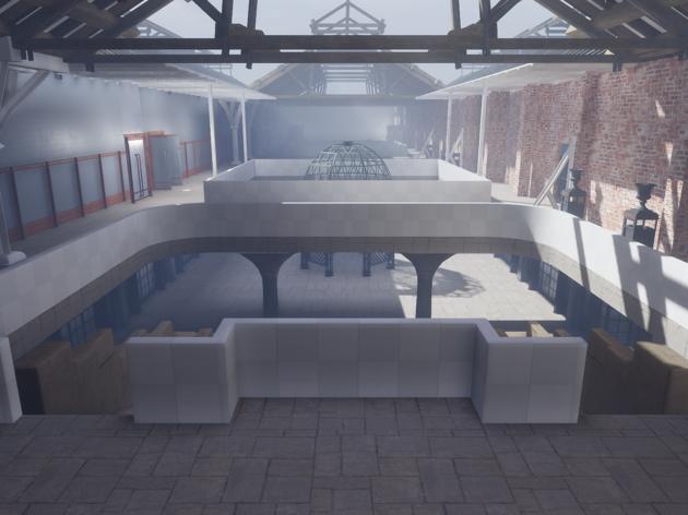 Photograph: Tobacco Dock Virtual
