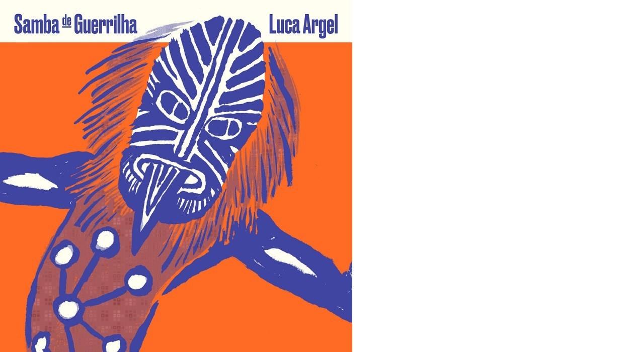 capa Luca Argel – Samba de Guerrilha