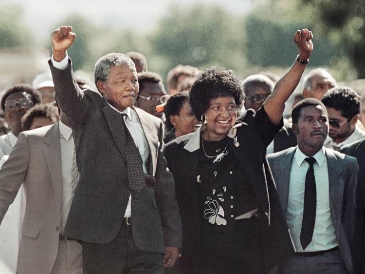 """""""Mandela: Struggle for Freedom"""""""