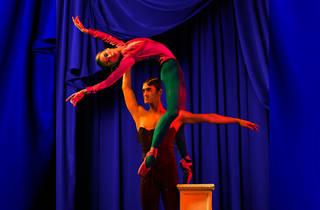 Hong Kong Ballet's virtual turn(it)out festival