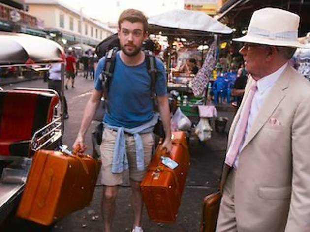 Netflix Jack Whitehall: Travels with My Father