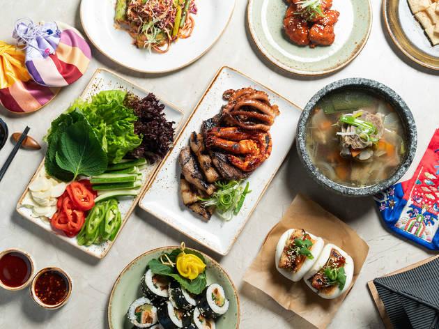 香港維港凱悅尚萃酒店 The Farmhouse 咖啡廳推出韓國主題自助餐
