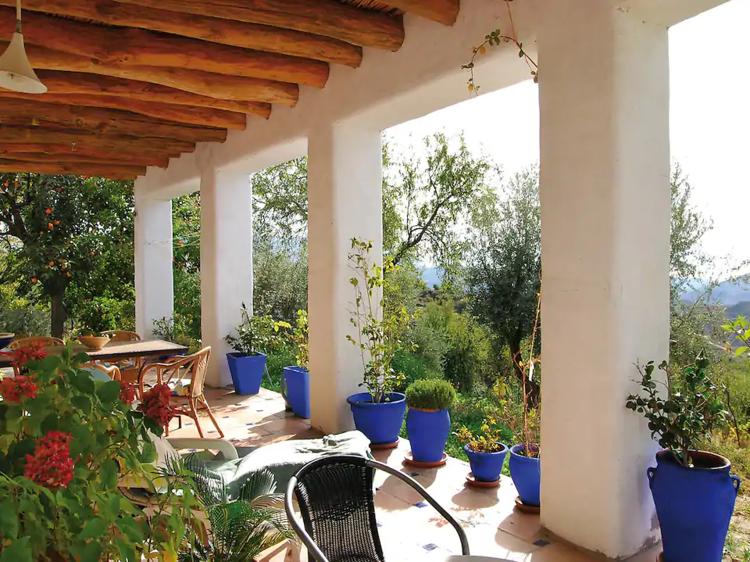Auténtica casa andaluza, en la Alpujarra de Granada
