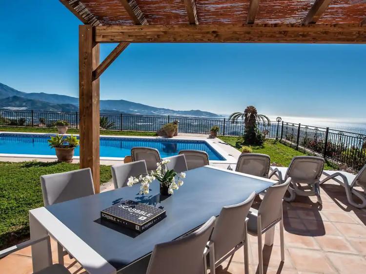 Con super vistas, en Granada