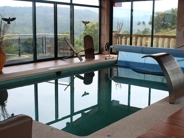 Con spa privado, en Pontevedra
