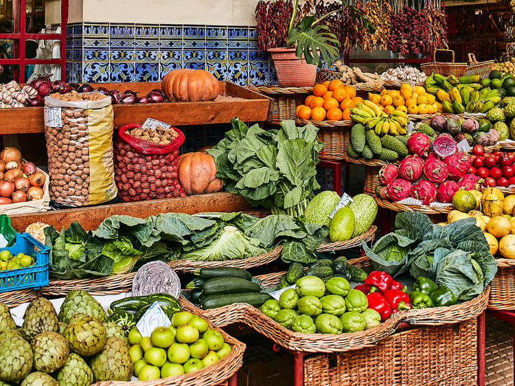 Here is everything you can by at the Lavradores Market