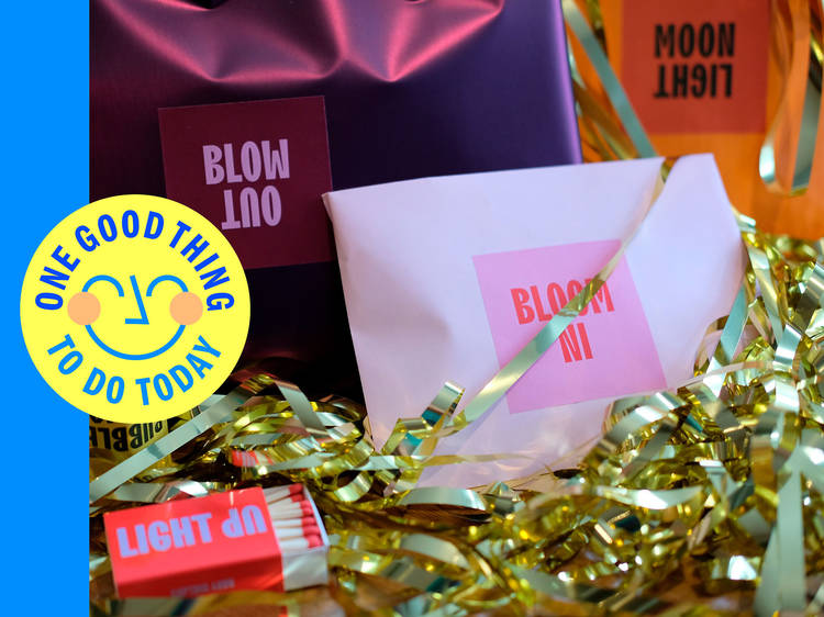 Bag a party kit from one of the brains behind your favourite immersive events