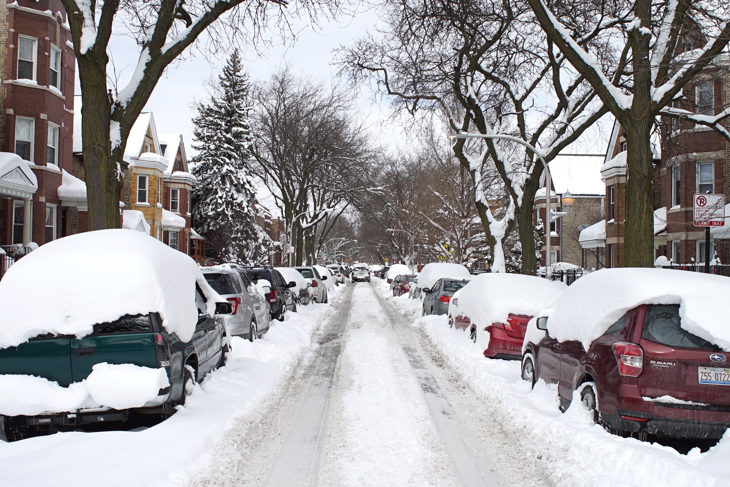 Believe it or not, Chicago is expected to get even more snow in the coming days