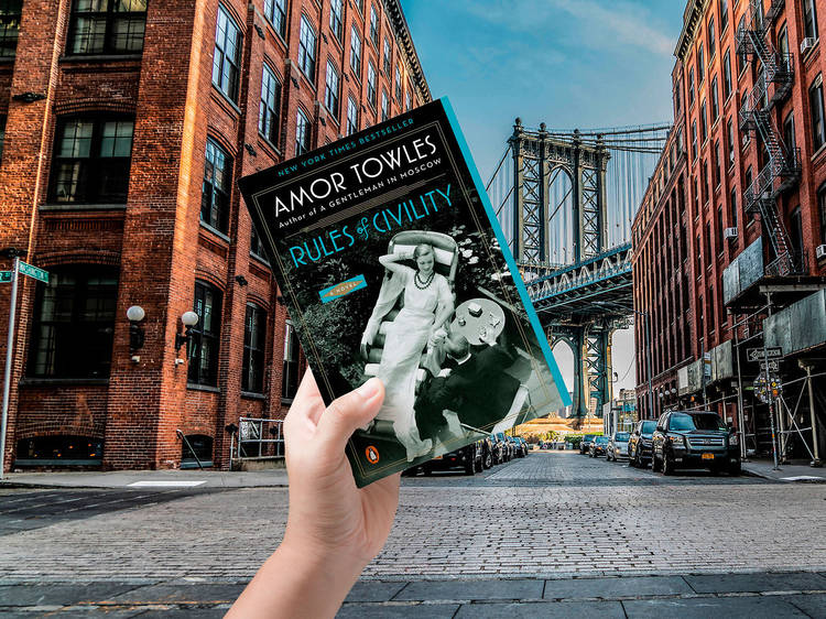 New York: 'Rules of Civility' by Amor Towles