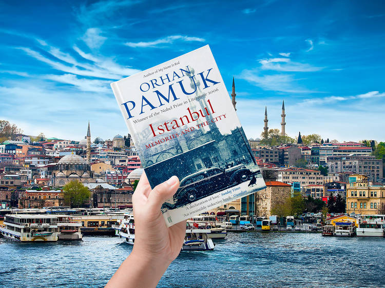 'Istanbul: Memories and the City' by Orhan Pamuk