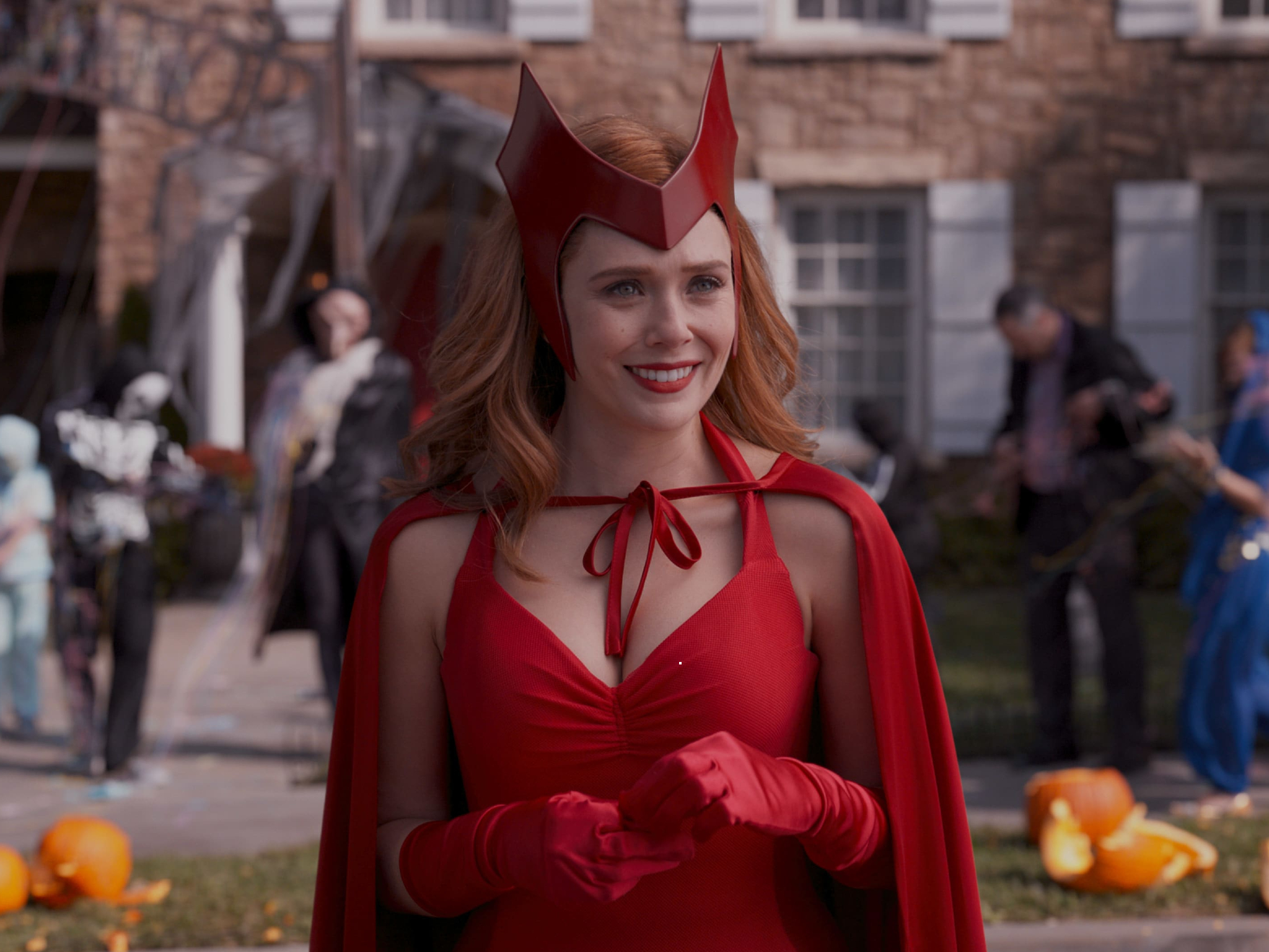 Capítulo 6: All-New Halloween Spooktacular