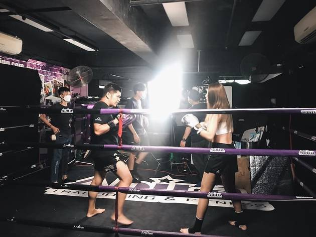Abira Thai Boxing & Fitness