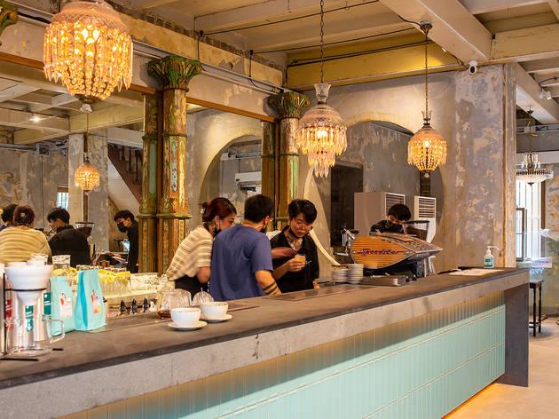 Patina Cafe