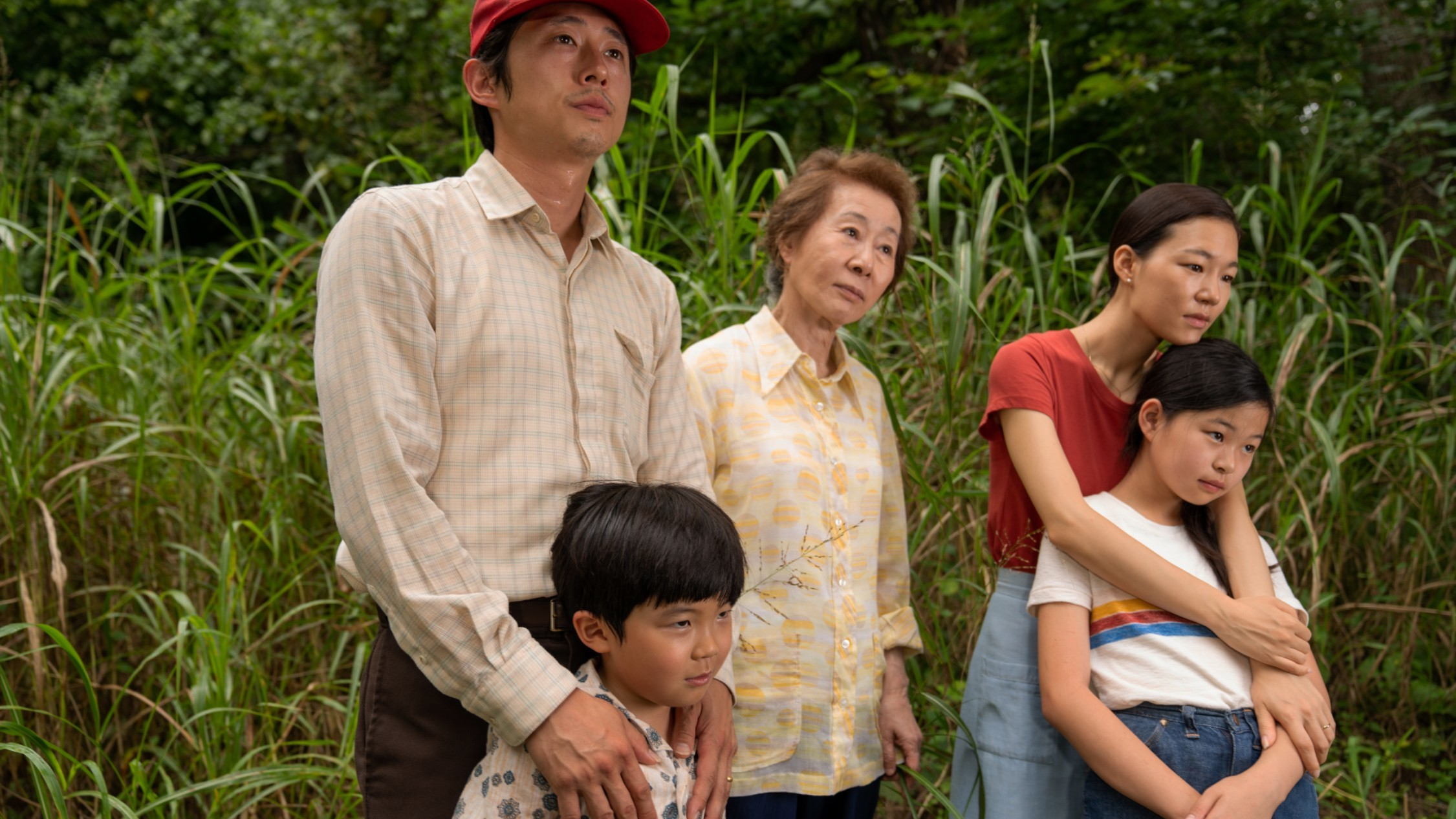 'The past would creep in': Minari's Lee Isaac Chung on Oscar-bound family drama
