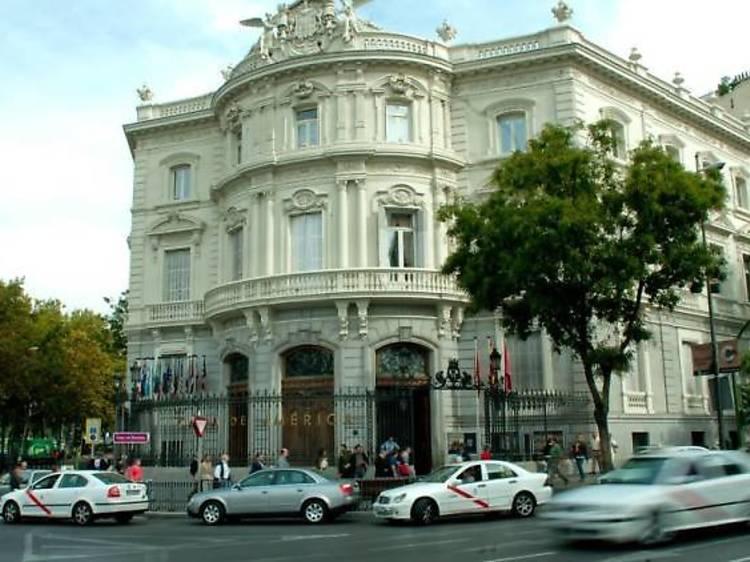 El fantasma del Palacio de Linares