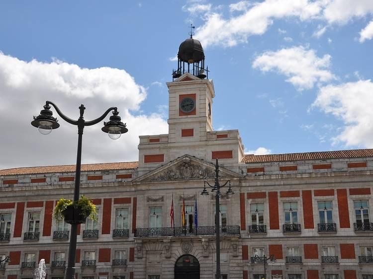 El diablo en la Puerta del Sol
