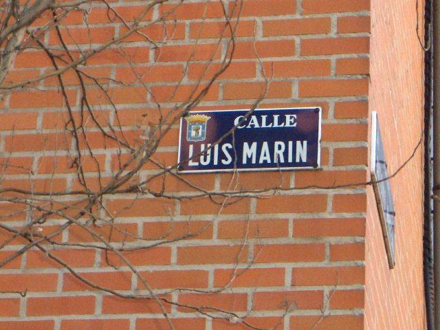 Calle Luis Marín