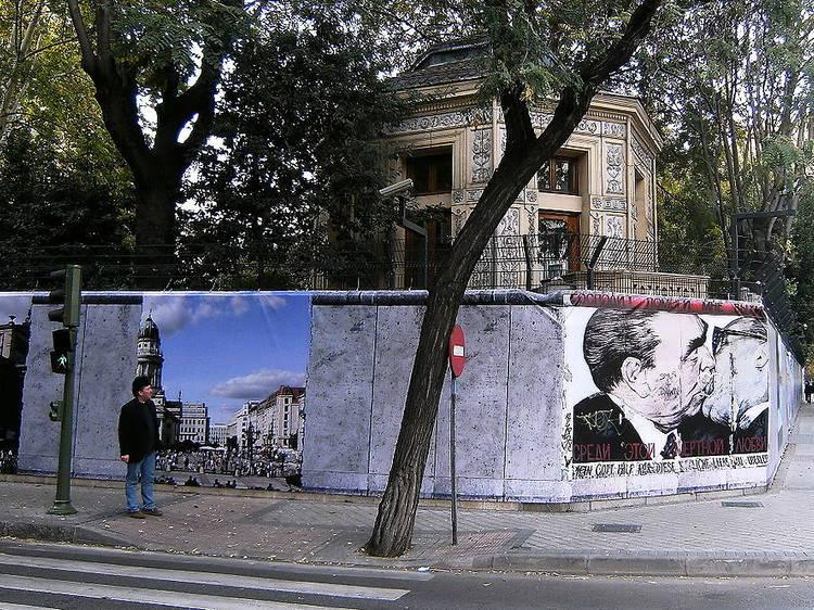 Un Rey Mago nazi en Madrid