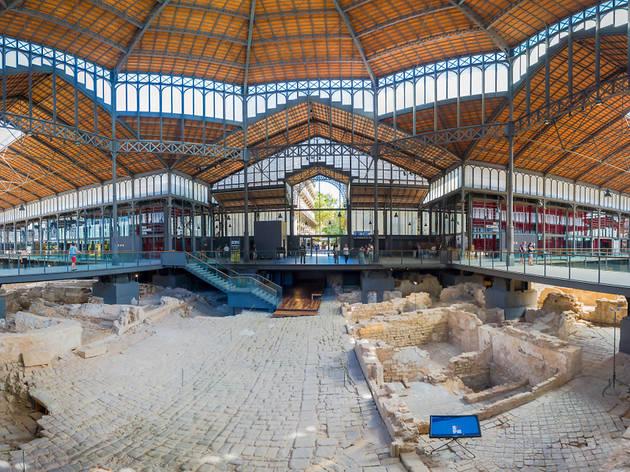 Interior del Born Centre de Cultura i Memòria