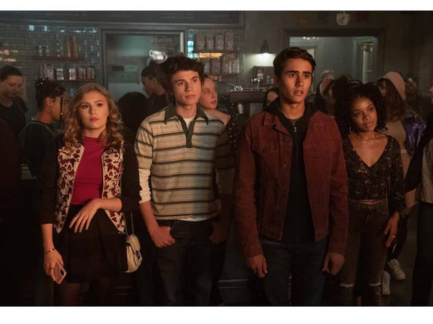 Televisão, Séries, Drama, Romance, Love, Victor (2020)