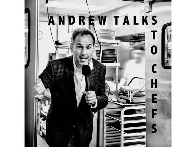 Andrew Talks to Chefs podcast