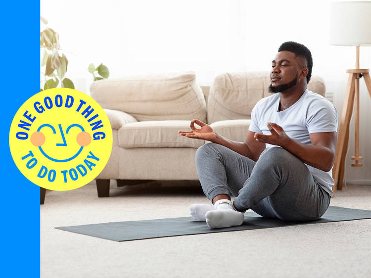 Do a free virtual meditation workshop every day from now until forever*