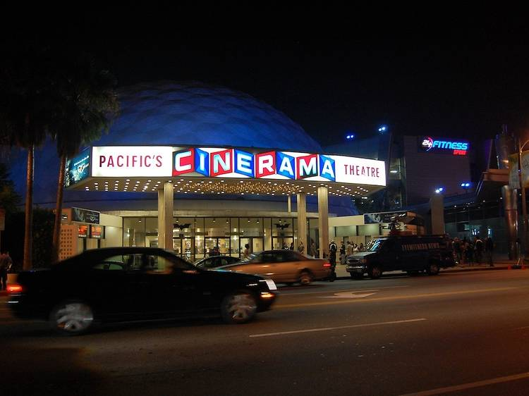 ArcLight Hollywood + Cinerama Dome