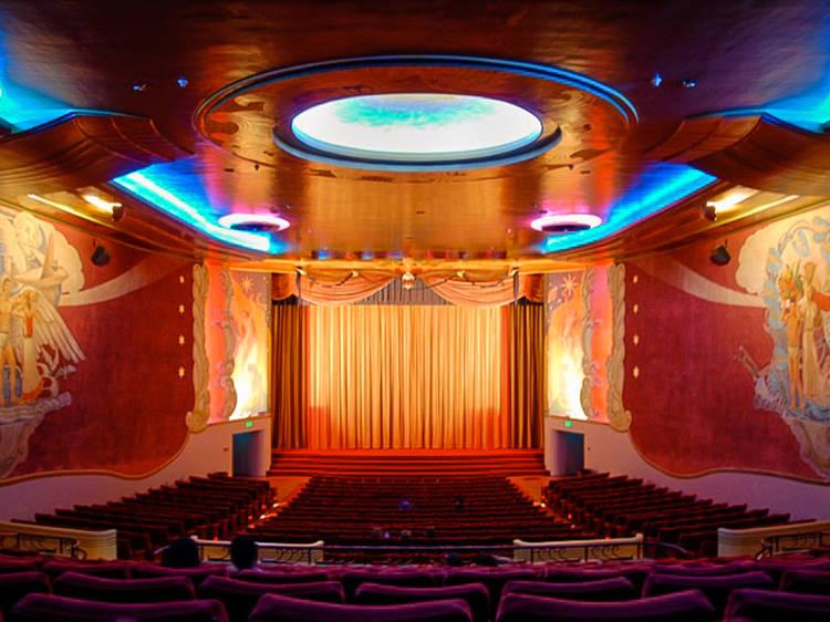 Orinda Theatre, California