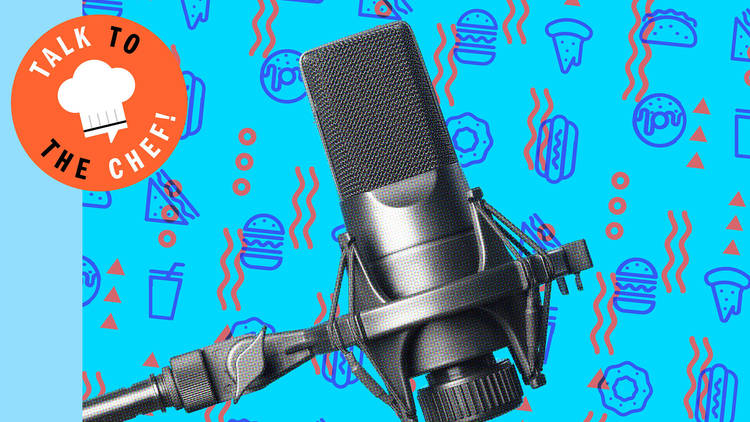 Talk to the Chef Podcasts