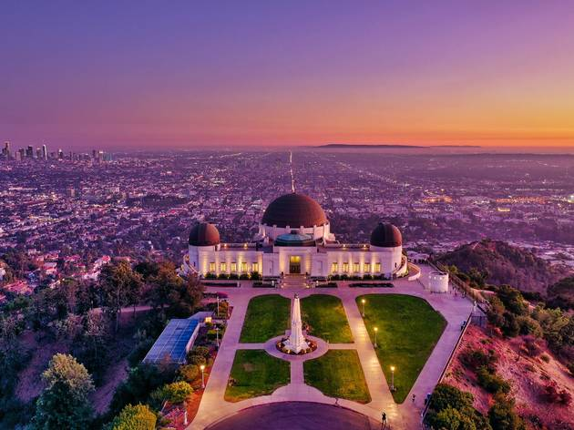 This superb soundtrack transforms as you walk around Griffith Park