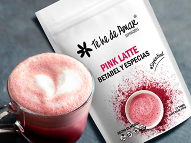 Pink Latte, Te he de amar