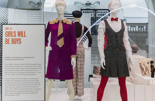Mary Quant (Photograph: c,1967. Mary Quant at the V&A (06 April 2019 – 16 February 2020). © Victoria and Albert Museum, London)