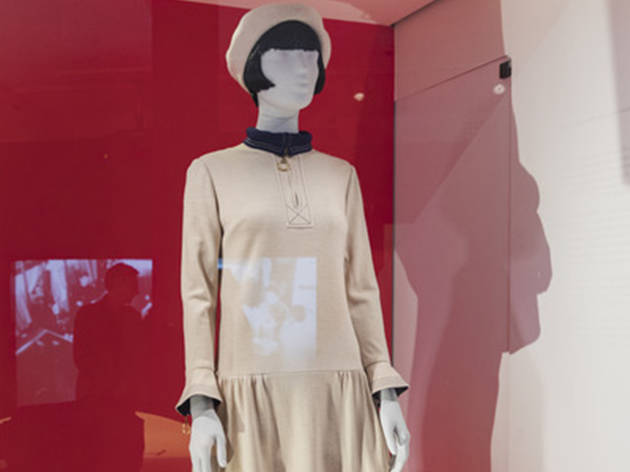 Mary Quant (Photograph: Mary Quant at the V&A (06 April 2019 – 16 February 2020). © Victoria and Albert Museum, London)