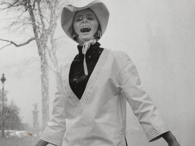 Mary Quant (Photograph: Jill Kennington,1963. Ernestine Carter Archive, Fashion Museum Bath. Photograph by John Cowan © John Cowan Archive)