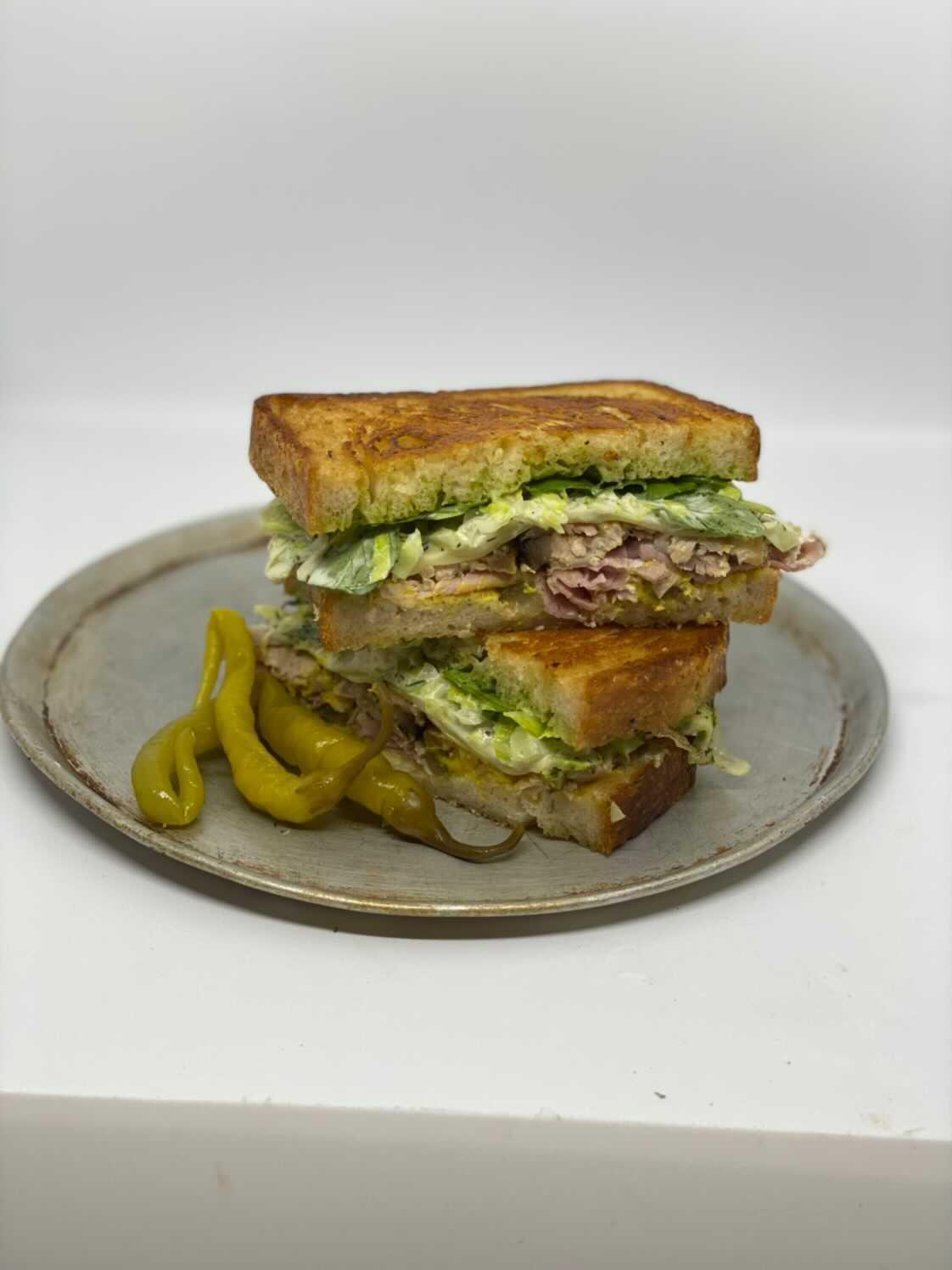 Nico's Cubano sandwich