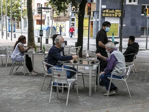 Catalunya manté les restriccions 7 dies més