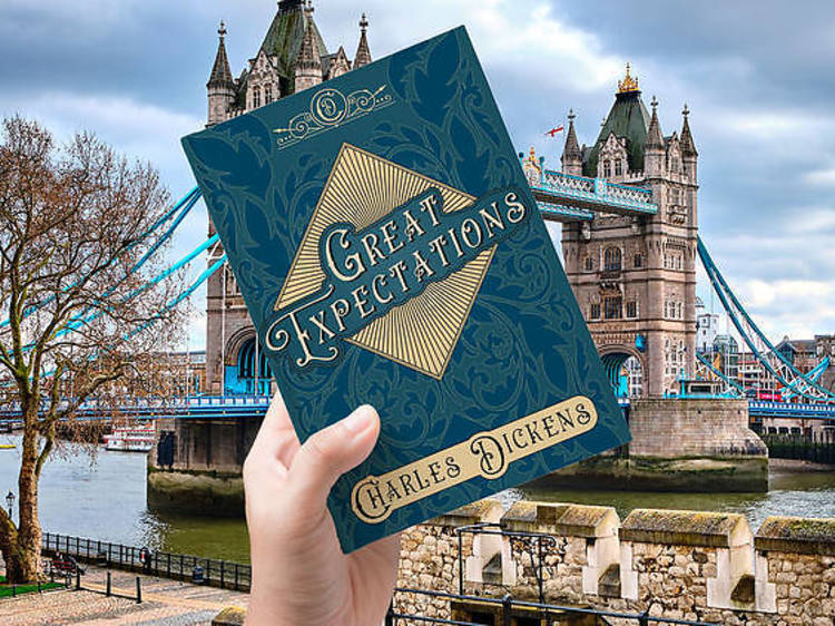 Londres: 'Great expectations' de Charles Dickens