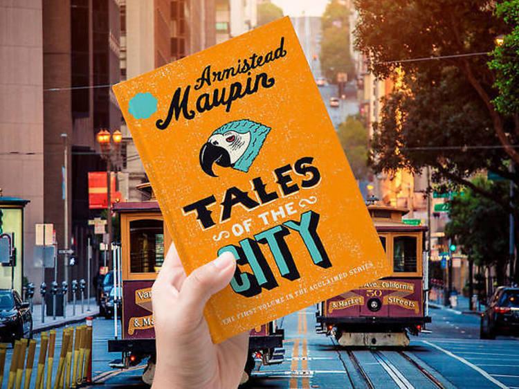 San Francisco: 'Tales of the city' de Armistead Maupin