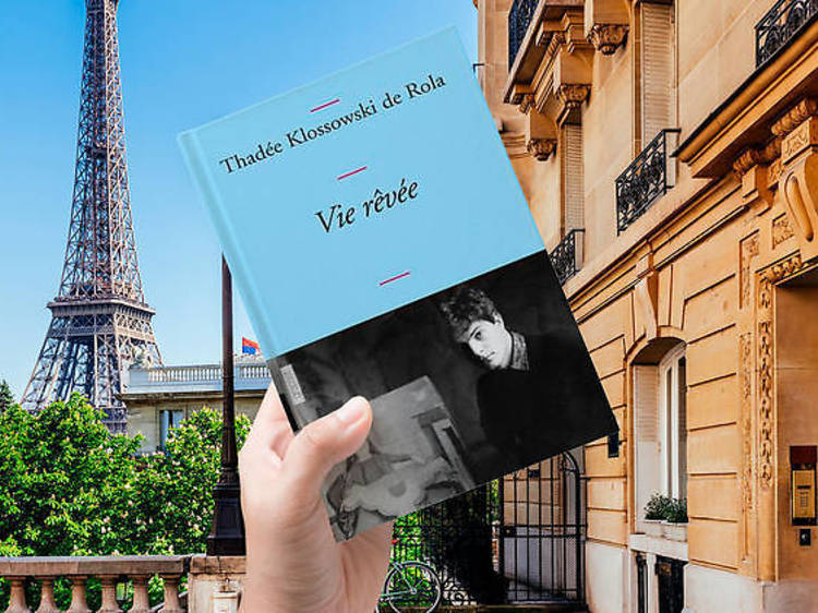 París: 'Vie rêvée' by Thadée de Rola