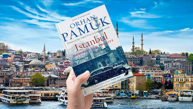 Memories and the City by Orhan Pamuk