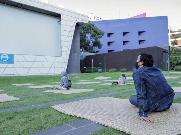 La Cineteca Nacional reabre sus puertas con actividades en su foro al aire libre