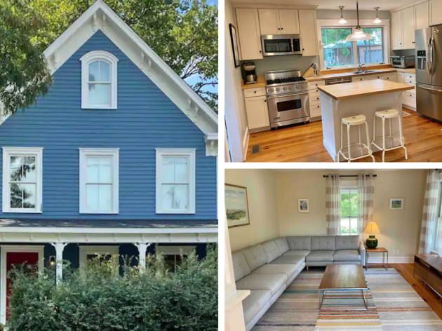 New Old House coldspring airbnb