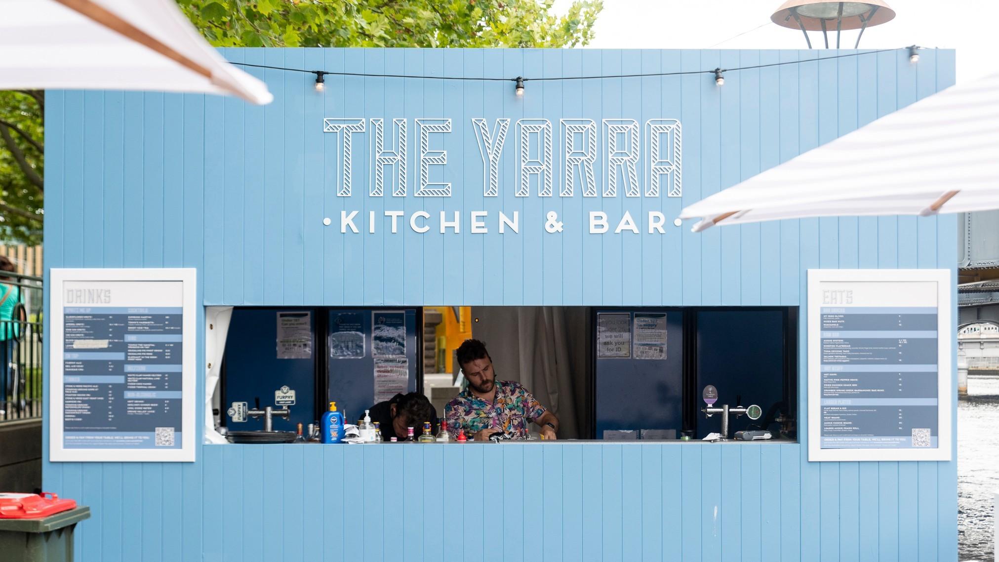 The Yarra Kitchen and Bar