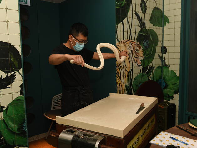 Duckee handpulled noodles