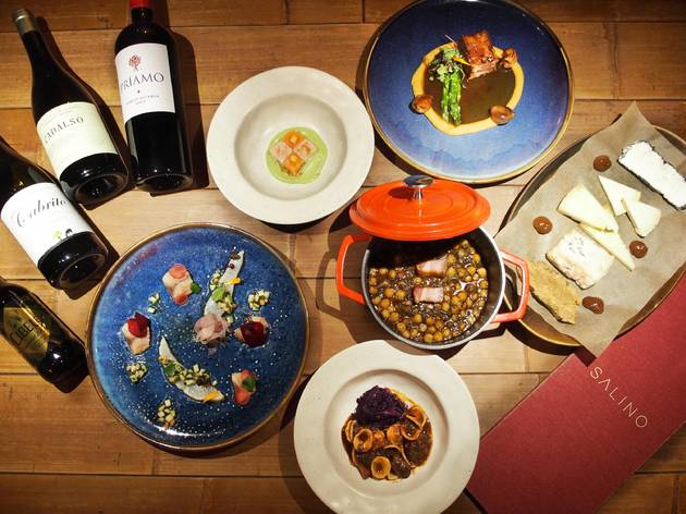 Encontramos el menú definitivo de los pequeños productores madrileños