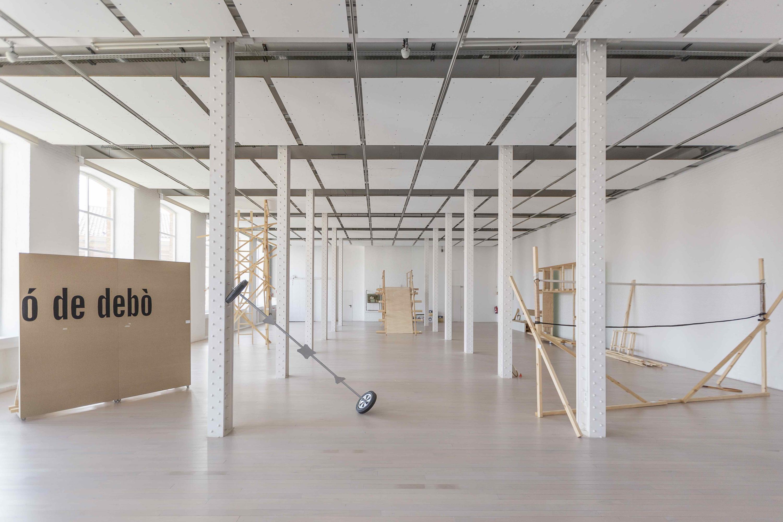 Fabra i Coats: Centre d'Art Contemporani de Barcelona, Una exposició de debò, Martí Anson