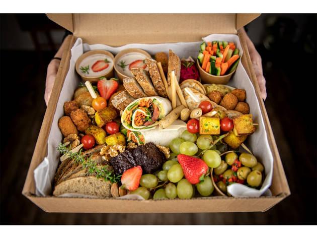 Restaurante, Wonder Emotion, Comida numa caixa